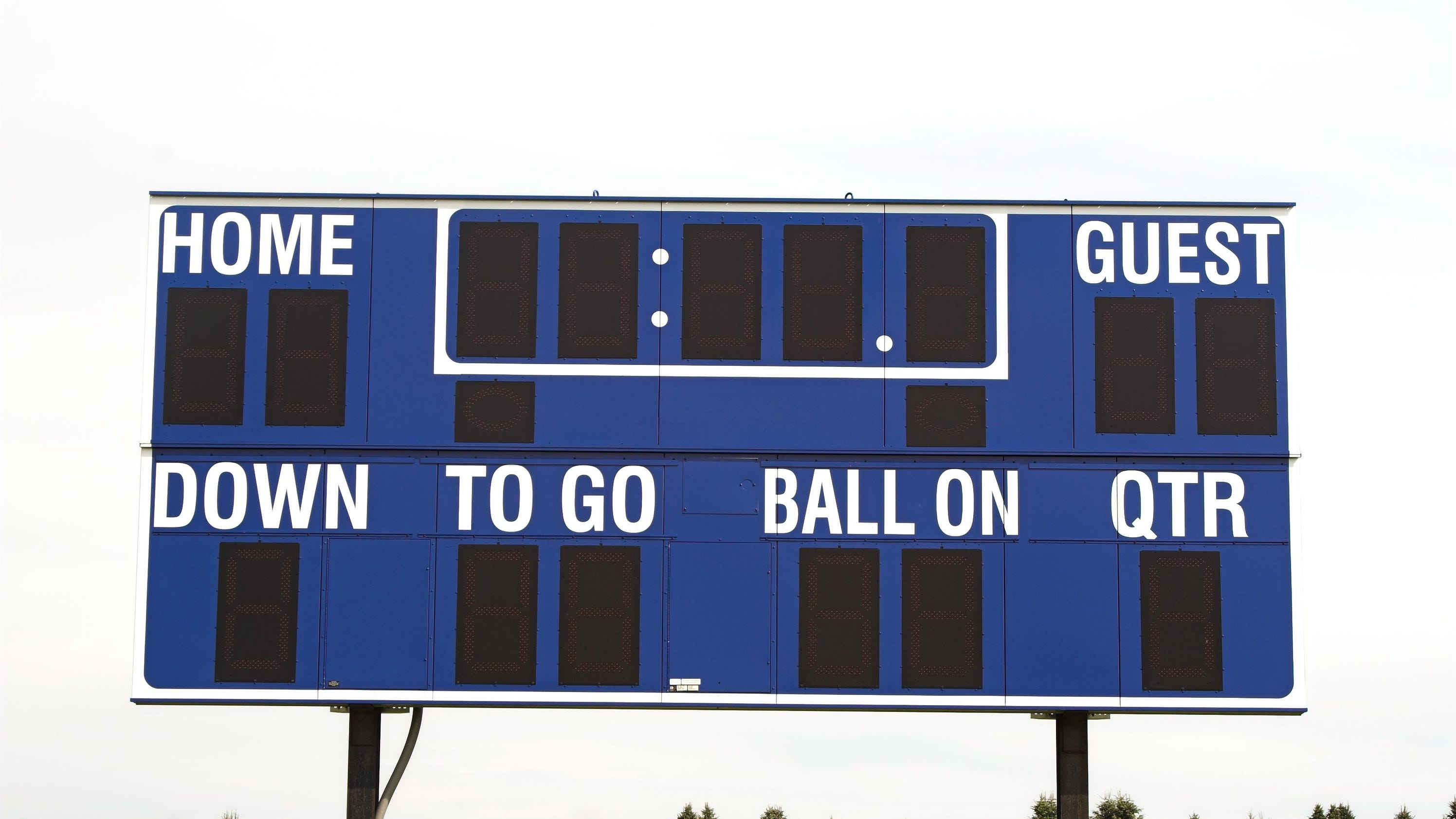 Scoreboard Rodeo College Football And Volleyball Standings