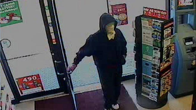 An unidentified man robbed the Circle K convenience store Wednesday on North High Street, police said.