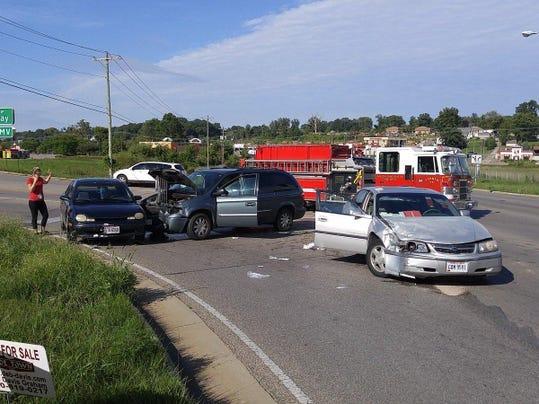 Car Crash  Zanesville Ohio