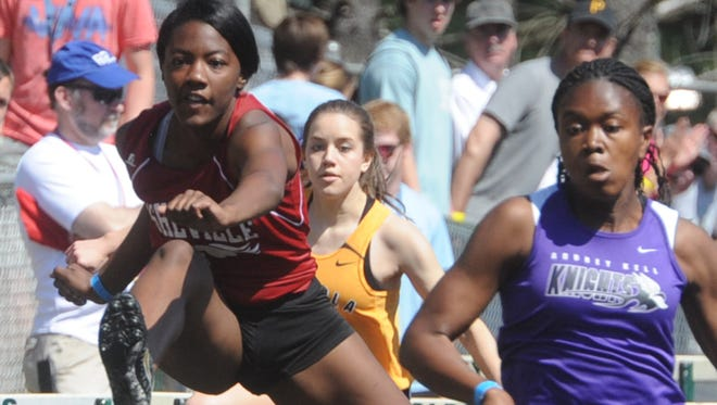 Asheville High will host today's Mountain Athletic Conference track meet.