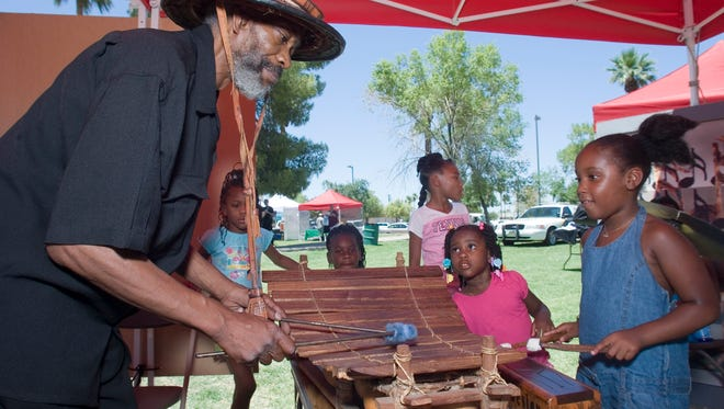 Celebrate the Valley of the Sun Juneteenth Celebration of Freedom at Eastlake Park Community Center.
