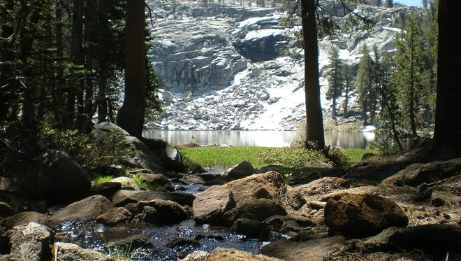 The 50+ Rocks Hiking Club will be hiking the Twin Lakes Trail in Sequoia National on August 10.
