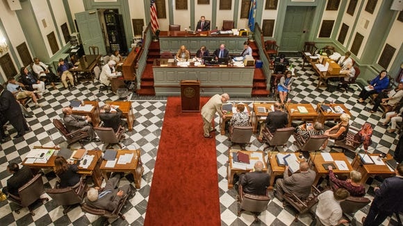 Members of the Delaware Senate will meet for a special session on Oct. 8 to consider a replacement for state Supreme Court Justice Carolyn Berger.