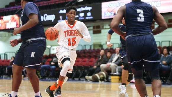 Mavenson Therneus (15) and Spring Valley face Clarkstown South, North Rockland and Peekskill in the upcoming week.