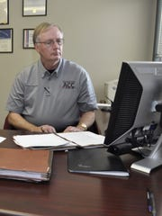 Baxter County parole officer Harry Nuccio says treatment of mental health issues for parolees has been an issue during his 19 years on the job.