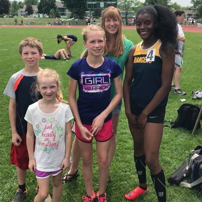 Vanessa Watson breaks record and Rush-Henrietta sweeps at Section V track championships