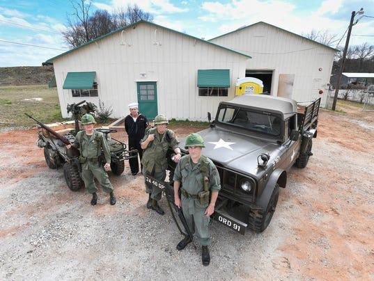 Military History Center of the Carolinas'