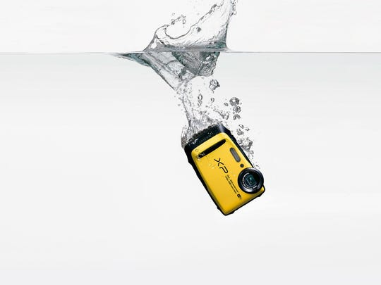 The Fuji FinePix XP90 is a fully waterproof 16.4-megapixel point-and-shoot camera with 5x optical zoom, smart image stabilization and 1080p HD video recording.