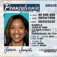 renewing driving license in pa