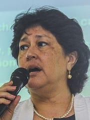 Guam Attorney General Elizabeth Barrett-Anderson.