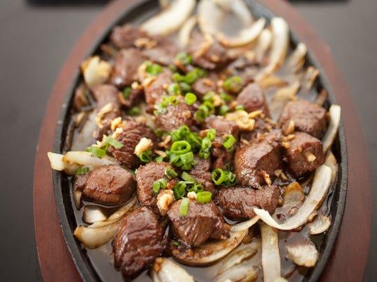 Saigon Kitchen serves Vietnamese staples such as pho,