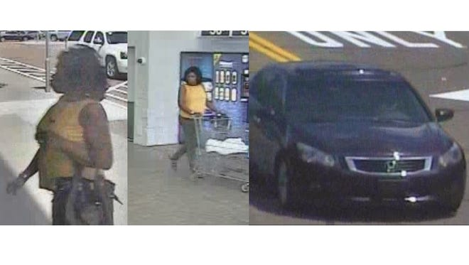 Do you know this woman? Call Madison police.