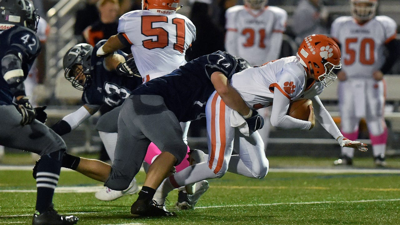 Watch: Central York football defeats Dallastown