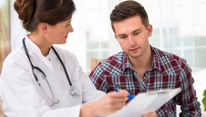 Regarding  health issues, the best preventive measure is seeing your doctor regularly.