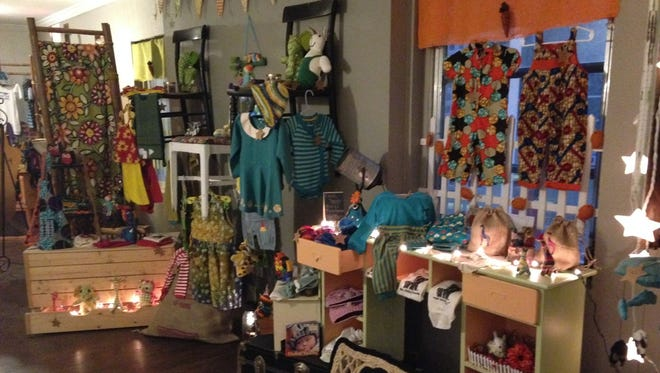 Martha Hillman, owner of Nana's Hunny Bunnies in Fort Myers says her motivation to open her business comes from the fact she has seven grandchildren.