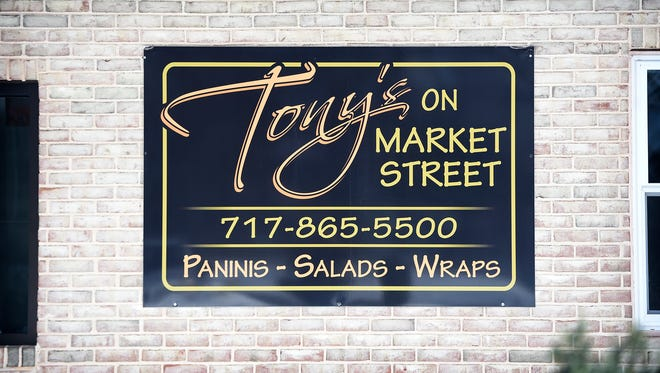 Dawn Sellers, the new owner of Tony's on Market says the restaurant is overlooked even by people who live in Jonestown.