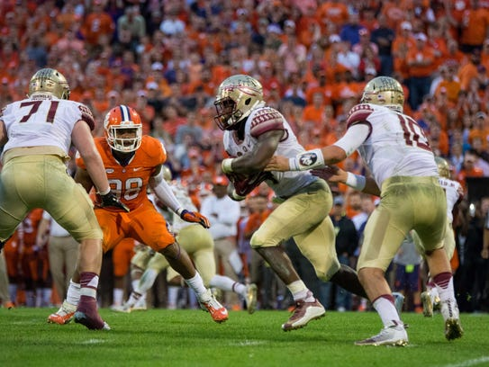 Dalvin Cook and the Seminoles need Clemson to help