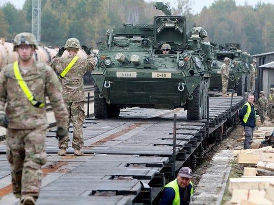 LITHUANIA-UKRAINE-RUSSIA-CRISIS-DEFENCE-NATO-BALTICS