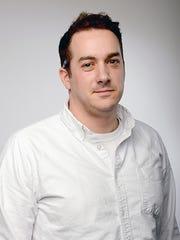 Lansing State Journal reporter Matt Mencarini