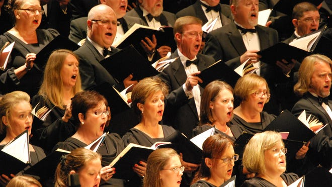 "The 156-voice Greenville Chorale will present one more performance of ""A Great Sacred Song Fest"" on Sunday (April 24), 3 p.m. at Taylors First Baptist Church."