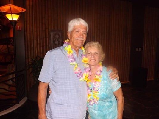 Anniversaries: Raymond Cowan & Frances Cowan