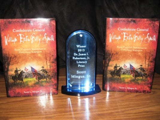 Several Savas Beatie books which have won literary awards will be available at various book signings in Gettysburg during the anniversary week.