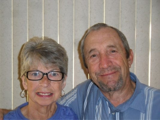 Anniversaries: Jerry Whitlock & Carolyn Whitlock