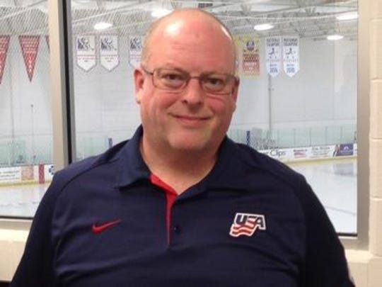 Scott Monaghan, senior director of operations for USA