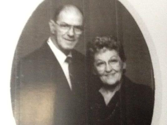 Anniversaries: Edward Johnson & Adele Johnson
