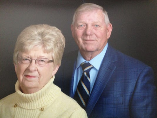 Anniversaries: Gale Hunt & Carol Hunt