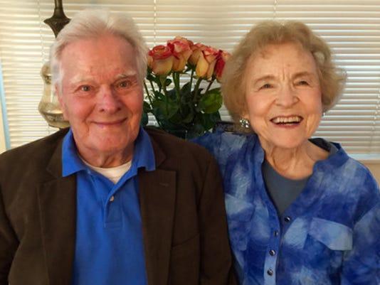 Anniversaries: Jack Bagwell & Gloria Bagwell
