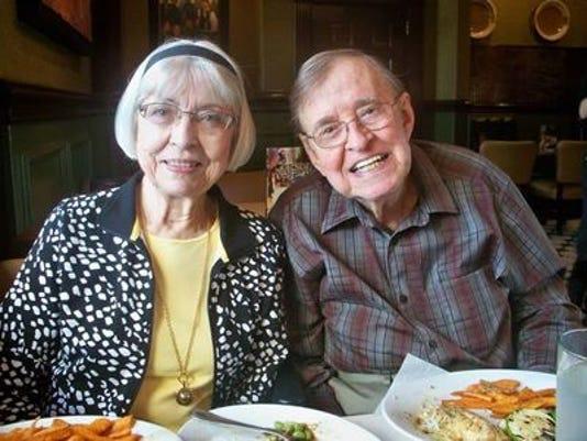 Anniversaries: Kenneth Keahey & Norlyne Keahey