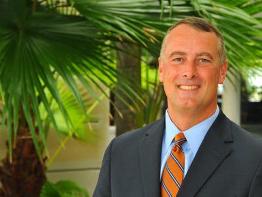 Greg Donovan, executive director Orlando Melbourne