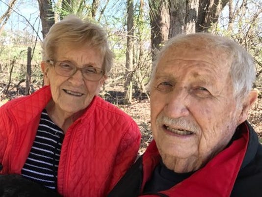 Anniversaries: Jim Henderson & Jean Henderson
