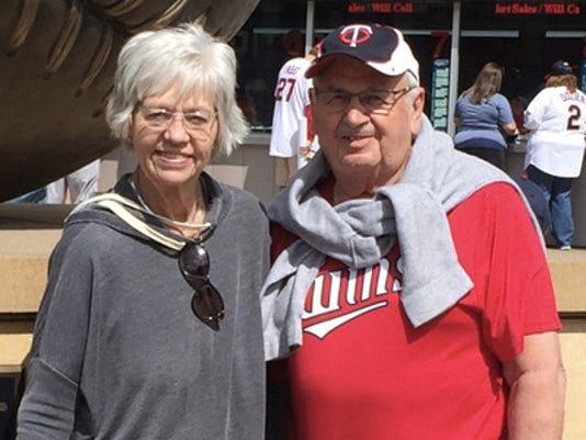 Anniversaries: Gene Stuefen & Sharon Stuefen