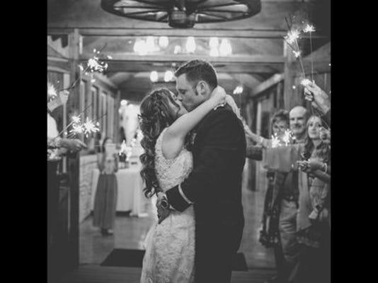 Weddings: Amanda Hesington & Gregory Evans