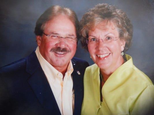 Anniversaries: Ron Adams & Julie Adams