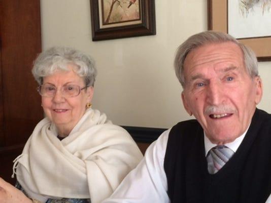 Anniversaries: Joseph Krieg & Eleanor Krieg