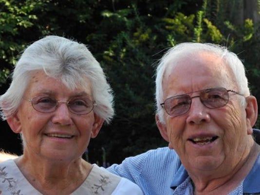 Anniversaries: Eugene Mogler & Naomi Mogler