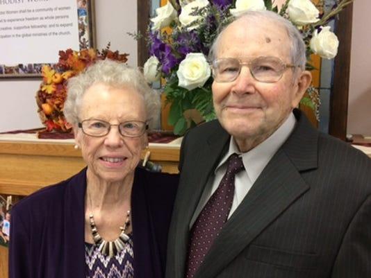 Anniversaries: Allen Stearns & Mavis Stearns