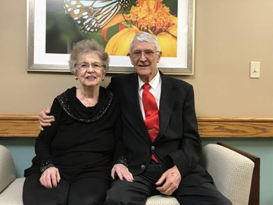 Anniversaries: David Crismon & Sharon Crismon