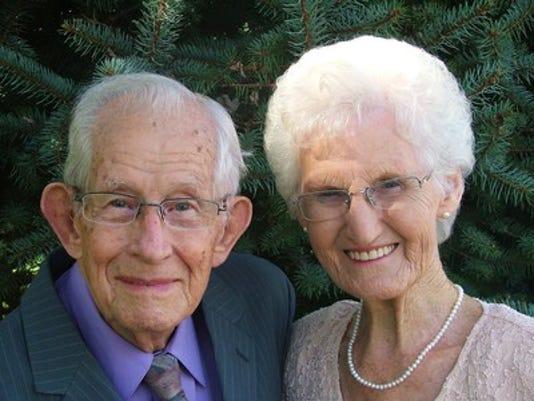 Anniversaries: Doyal Lindsey & Ruth Lindsey