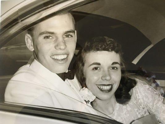 Anniversaries: Charles Kirlin & Nancy Kirlin