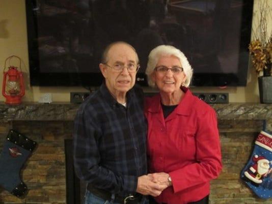 Anniversaries: Walt Thomas & Myriam Thomas