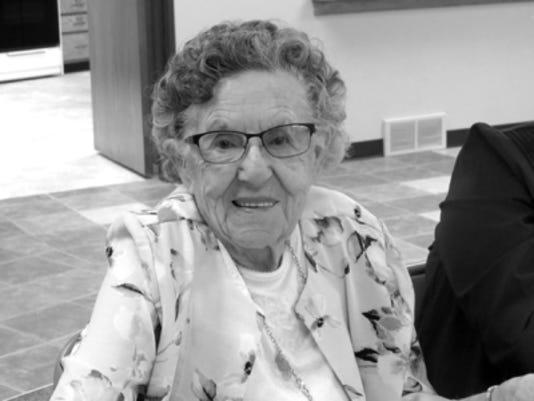 Birthdays: Florence Wheeler