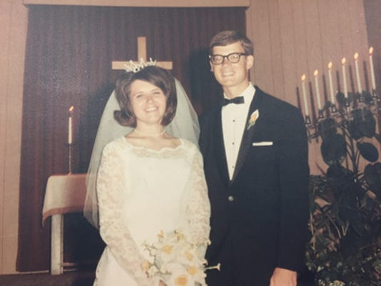 Anniversaries: Stan Crum & Nancy Crum