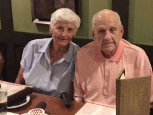 Anniversaries: Frank Forrester & Erma Forrester
