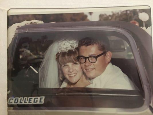 Engagements: Ken Roudybush & Linda Roudybush