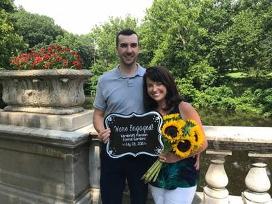 Engagements: Amanda Tucker & Scott Lisk