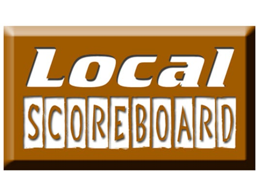 b6ad9e8048 Local scoreboard for Friday, May 9